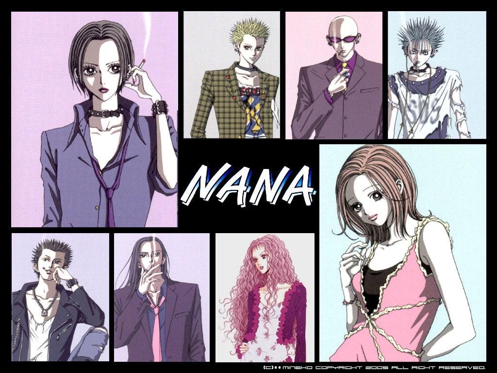 「NANA」の画像検索結果